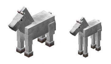 Caballos Minecraft
