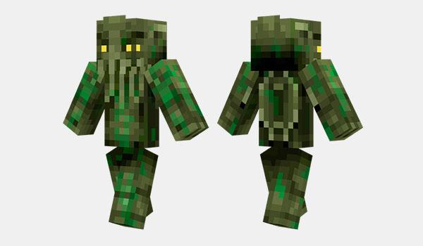 Cthulhu Skin para Minecraft