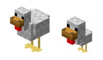 Gallina Minecraft