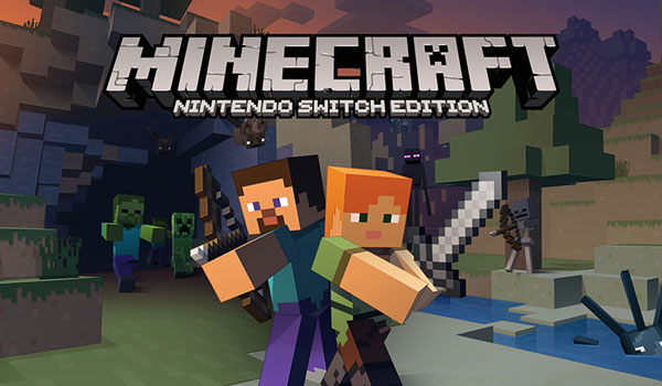 Minecraft para Nintendo Switch se convierte en el juego más vendido de la eShop