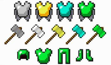 New Things Mod para Minecraft 1.11.2