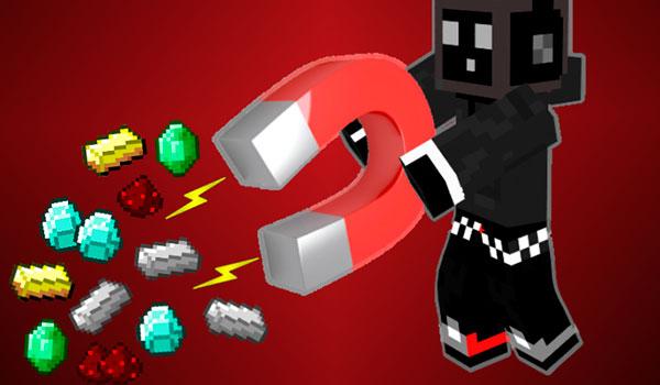 Auto Pickup Mod para Minecraft 1.12