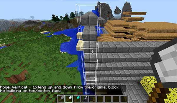 Better Builder's Wands Mod para Minecraft 1.12