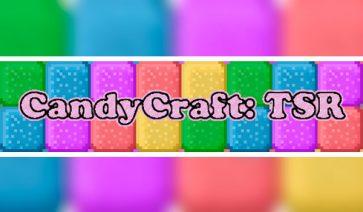 CandyCraft Texture Pack para Minecraft 1.12 y 1.11