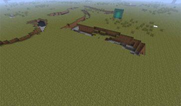 Dimensional World Mod para Minecraft 1.12, 1.12.1 y 1.12.2