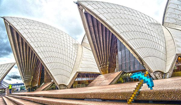 Minecraft prepara un anuncio sorpresa para un evento en Sydney, Australia