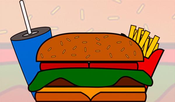 Fast Food Mod para Minecraft 1.12, 1.12.1 y 1.12.2