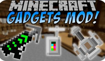 Gadgets n' Goodies Mod para Minecraft 1.12