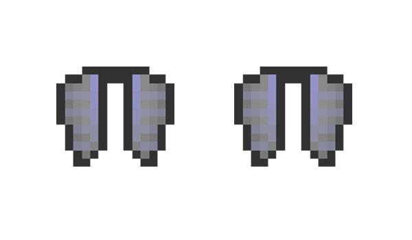 Cómo hacer alas en Minecraft