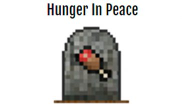 Hunger In Peace 1.12