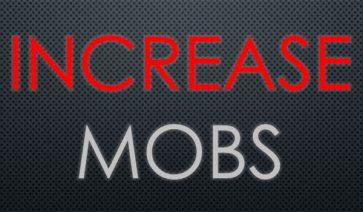 Increase Mobs Mod para Minecraft 1.12, 1.12.1 y 1.12.2