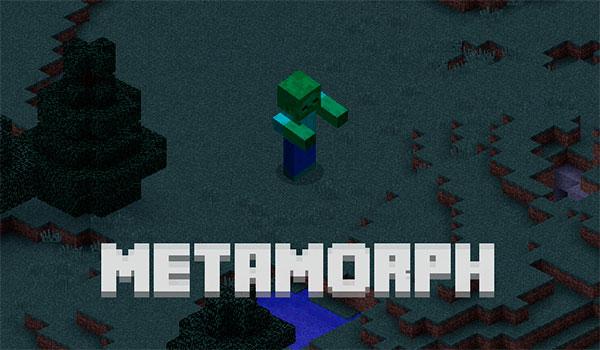 Metamorph Mod para Minecraft 1.12 y 1.12.1