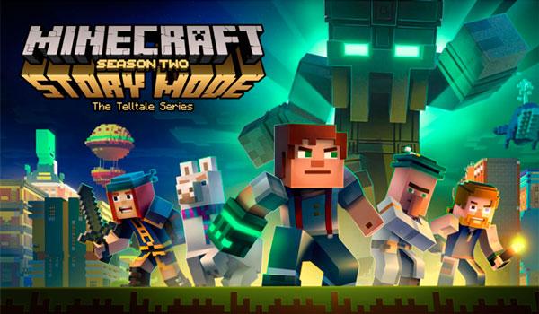 Confirmada una segunda temporada de Minecraft: Story Mode