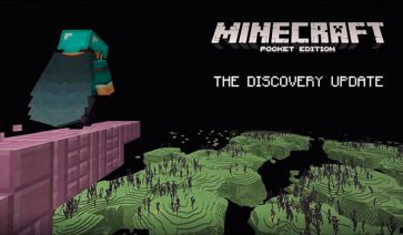 Minecraft 1.1.0 PE y Win 10 Edition – The Discovery Update