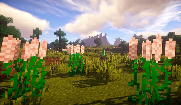 Plants Mod para Minecraft 1.12