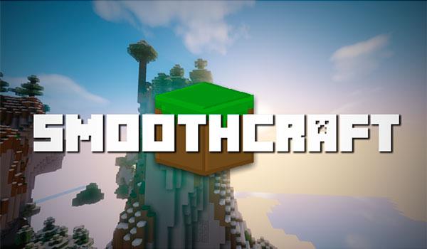 Smoothcraft Texture Pack para Minecraft 1.12 y 1.11