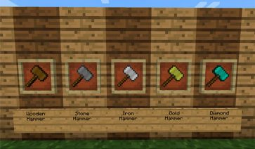 Sparks Hammers 1.12