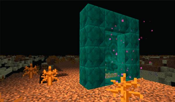 TeleToro Mod para Minecraft 1.12