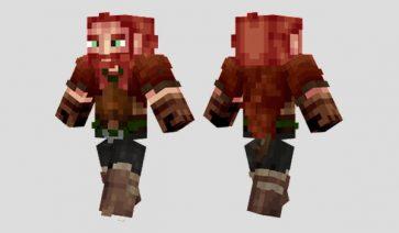 Torven Skin para Minecraft