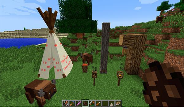 Totemic Mod para Minecraft 1.12, 1.12.1 y 1.12.2