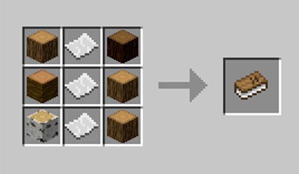 Imagen donde pomos ver como se fabrica la guía del mod Totemic 1.12, 1.12.1 y 1.12.2, llamada Totempedia.
