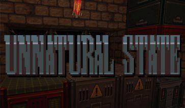 Unnatural State Texture Pack para Minecraft 1.12