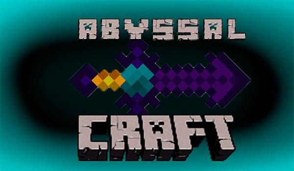 AbyssalCraft Mod para Minecraft 1.12, 1.12.1 y 1.12.2