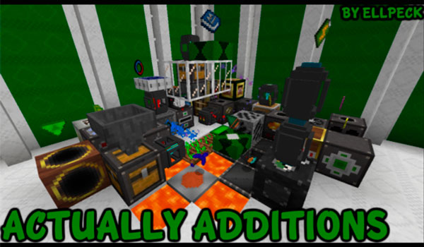Actually Additions 1.12