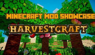HarvestCraft 1.12