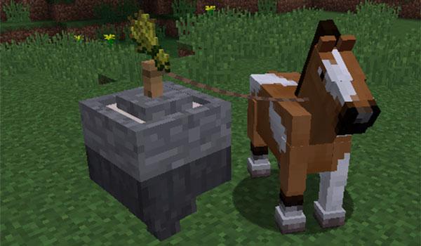 Horse Power Mod para Minecraft 1.12, 1.12.1 y 1.12.2