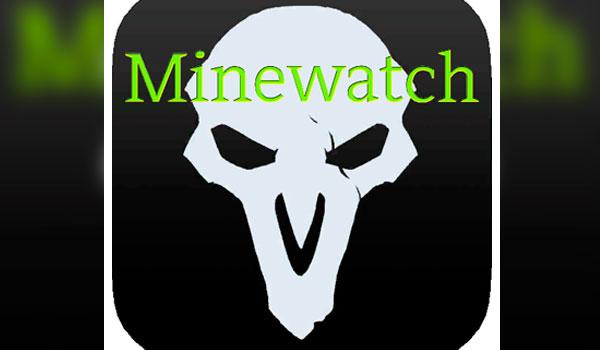 Minewatch Mod para Minecraft 1.12, 1.12.1 y 1.12.2
