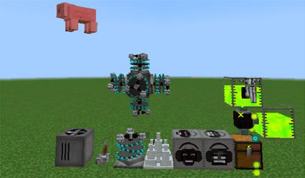 Mob Grinding Utils Mod para Minecraft 1.12, 1.12.1 y 1.12.2