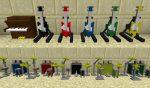 MusicCraft Mod para Minecraft 1.12, 1.12.1 y 1.12.2
