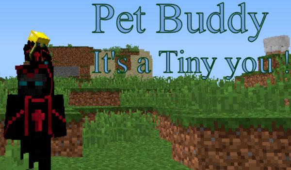 Pet Buddy Mod para Minecraft 1.12