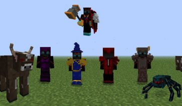 RPG Inventory Mod para Minecraft 1.12 y 1.12.2