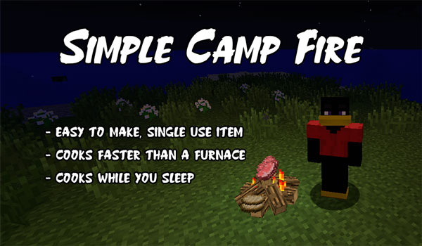 Simple Camp Fire 1.12