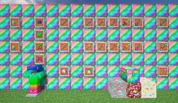 Spectrite Mod para Minecraft 1.12, 1.12.1 y 1.12.2