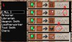 Villager Market Mod para Minecraft 1.12