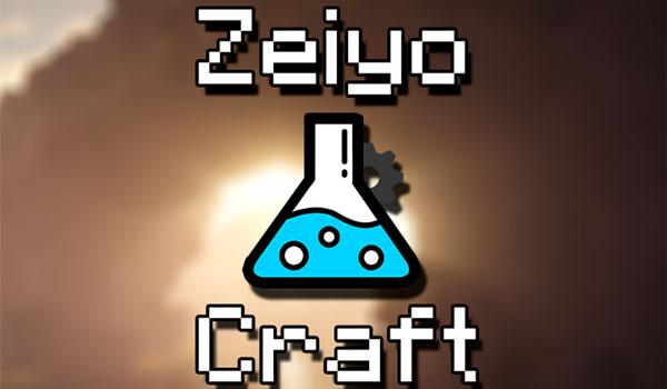 ZeiyoCraft Mod para Minecraft 1.12