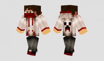 Bandit Skin para Minecraft