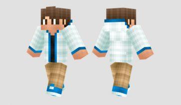 Cool Boy Skin para Minecraft