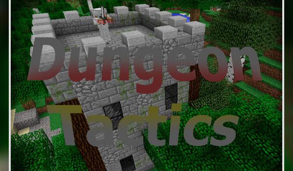 Dungeon Tactics Mod para Minecraft 1.12 y 1.12.1