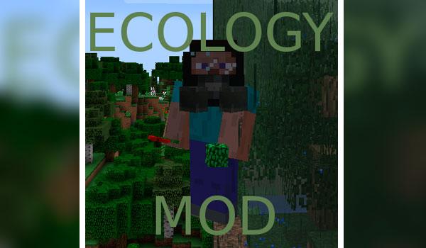 Ecology Mod para Minecraft 1.12.1