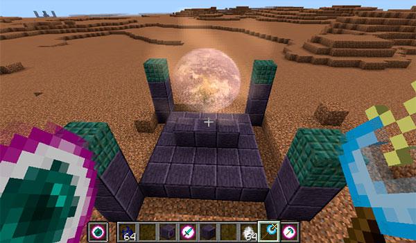 Elemental Dimensions Mod para Minecraft 1.12 y 1.12.1