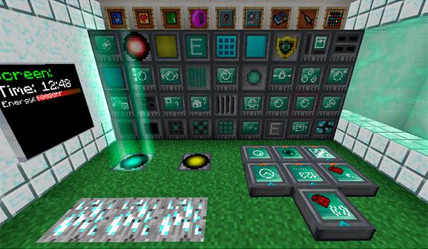 RFTools Mod para Minecraft 1.12, 1.12.1 y 1.12.2