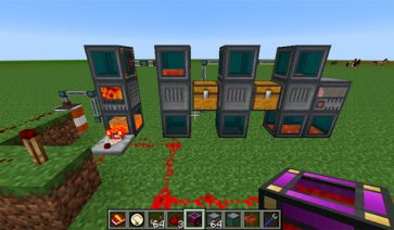 Deep Resonance Mod para Minecraft 1.12, 1.12.1 y 1.12.2