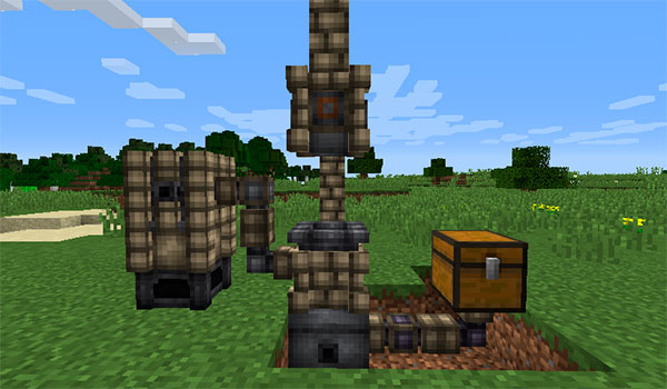 Embers Mod para Minecraft 1.12, 1.12.1 y 1.12.2
