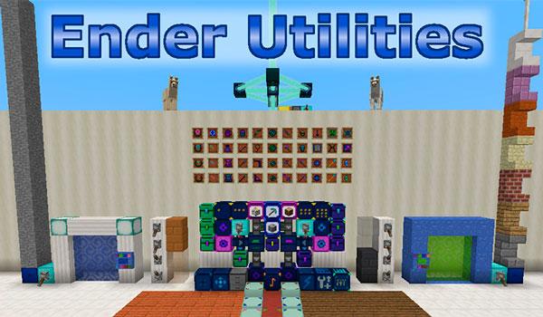 Ender Utilities Mod para Minecraft 1.12, 1.12.1 y 1.12.2