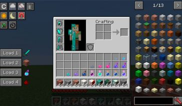 Just Enough Buttons Mod para Minecraft 1.12, 1.12.1 y 1.12.2