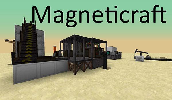 Magneticraft Mod para Minecraft 1.12, 1.12.1 y 1.12.2